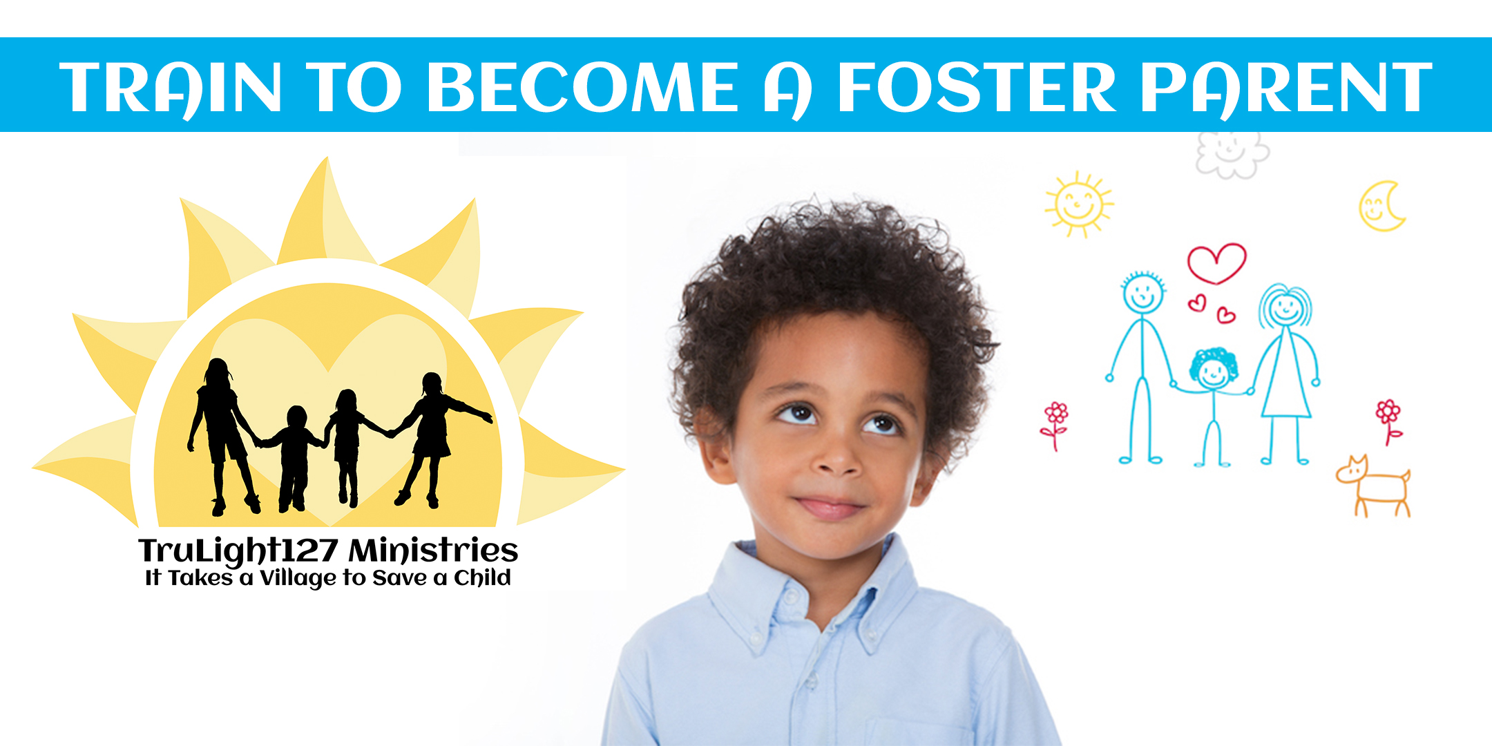 Train to become a foster parent