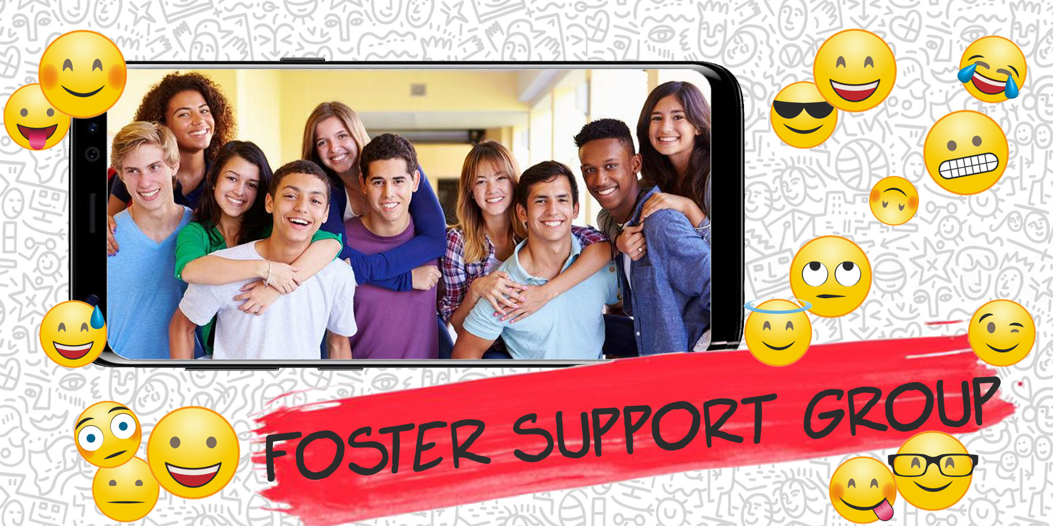 Foster Teen Support Group