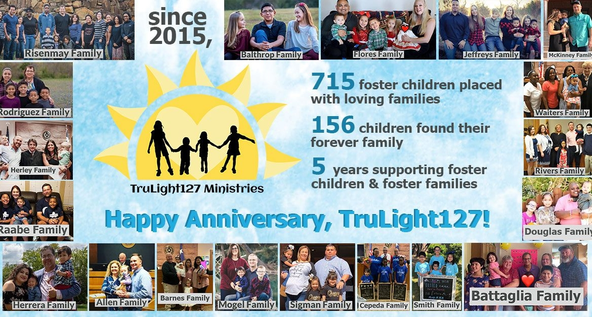 TruLight127 Celebrates 5 Years