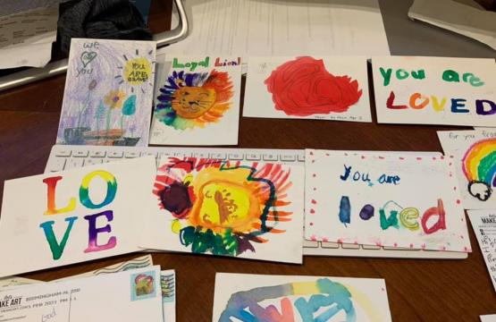 Thank You, Let's Make Art