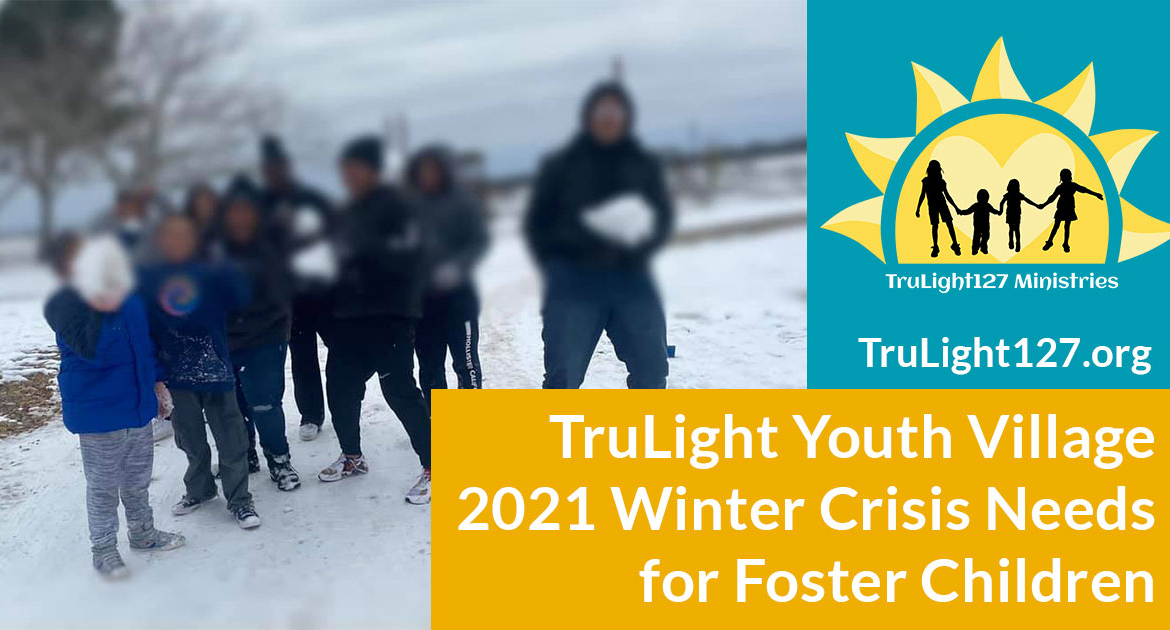 2021 Winter Crisis Needs at The Village