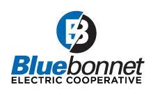 Bluebonnet Electric Logo