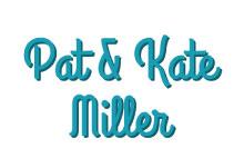 Pat & Kate Miller