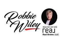 Robbie Wiley Realtor Logo